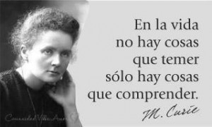 curie mujeres